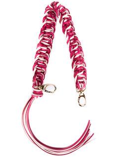 плетеный ремешок для сумки Red Valentino