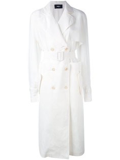 Shedding Skin trench coat Yang Li