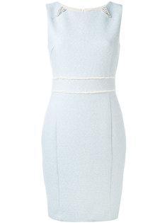 декорированное приталенное платье  Blugirl