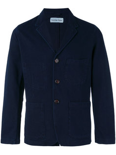 notched lapel jacket Universal Works