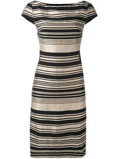 платье в полоску  Gareth Pugh