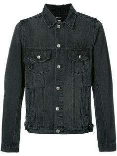 stonewashed denim jacket Ksubi