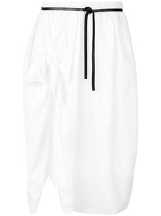 юбка с эластичным поясом Simone Rocha