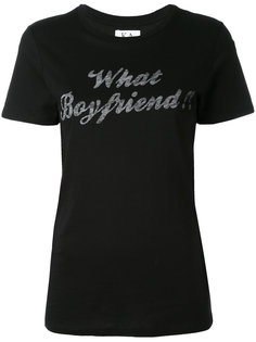 футболка What Boyfriend Zoe Karssen