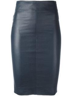 облегающая юбка миди Drome