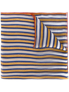 striped scarf Ermanno Gallamini
