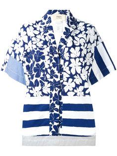 свободная рубашка с цветочным принтом Ports 1961