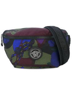 камуфляжная сумка на пояс Versace
