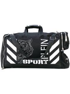 дорожная сумка с принтом Plein Sport