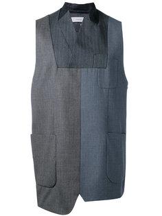 pullover vest Facetasm