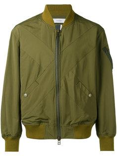 X MA-1 bomber jacket Facetasm