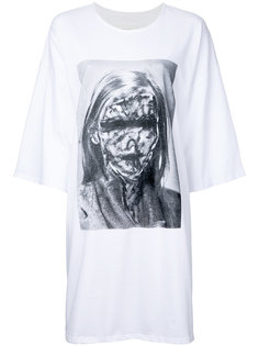 oversized printed T-shirt Strateas Carlucci