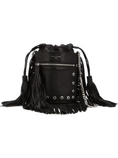 сумка-мешок с бахромой Sonia Rykiel