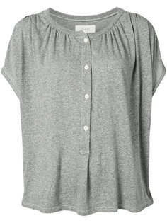 henley blouse  The Great