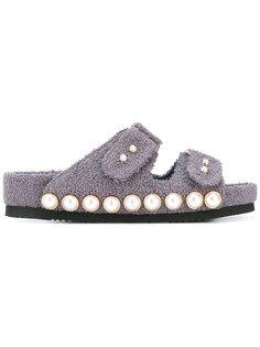 декорированные сандалии Suecomma Bonnie