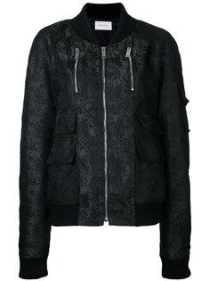 multi-pockets bomber jacket Strateas Carlucci