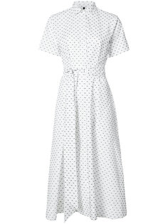 polka dot shirt dress Lisa Marie Fernandez