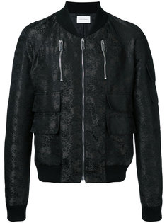 multi-pockets bomber jacket Strateas Carlucci