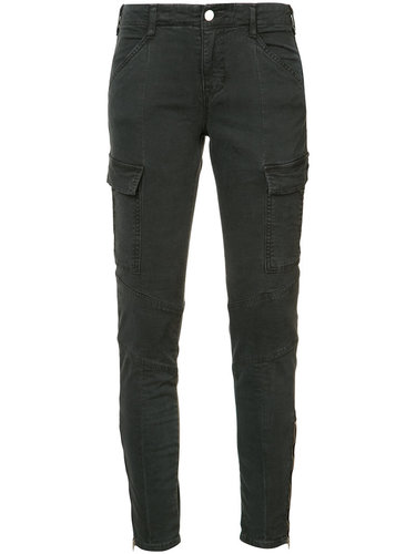 джинсы скинни с накладными карманами J Brand