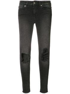 distressed skinny jeans Ksubi