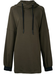 oversized hoodie Strateas Carlucci