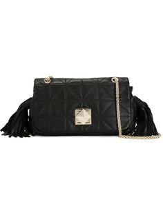 сумка на плечо с кисточками Sonia Rykiel