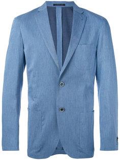 patch pocket blazer Corneliani