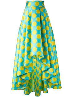 асимметричная юбка с узором в горох Ultràchic