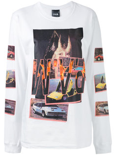 Witch Car T-shirt Pam Perks And Mini