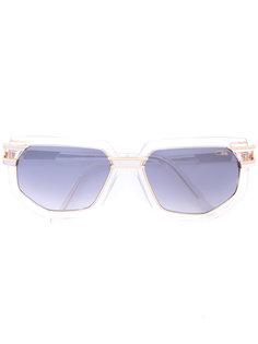 angular frame sunglasses Cazal