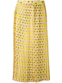 плиссированная юбка Cotélac