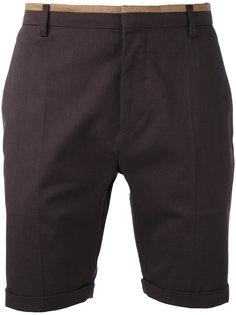 herringbone shorts Al Duca D'Aosta 1902