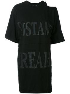 Fools Dance T-shirt dress Pam Perks And Mini