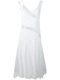 flared dress Natasha Zinko