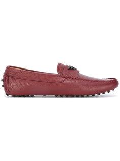 slip-on loafers Emporio Armani