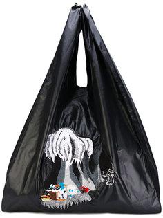 oversized tote bag Aalto