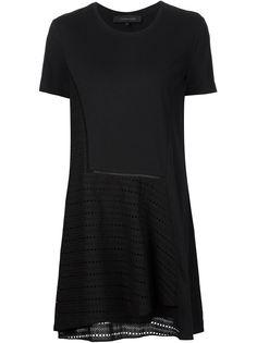 платье с ажурной панелью Thakoon