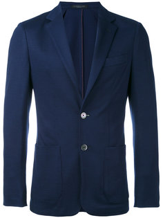 patch pocket blazer Corneliani