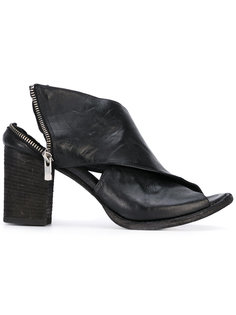 Devos heeled mules Officine Creative