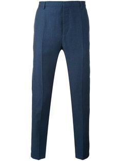 high waist woven trousers Al Duca D'Aosta 1902