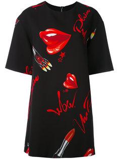 платье-футболка Pyrus Philipp Plein