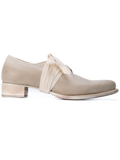 туфли с завязками Cherevichkiotvichki