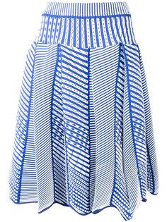 pleated cloqué skirt Issey Miyake Men
