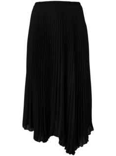 pleated asymmetric skirt Loyd/Ford