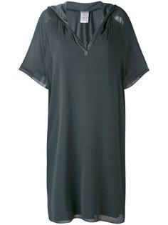 расклешенное платье с V-образным вырезом Kristensen Du Nord