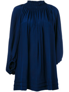 gathered mini dress Rossella Jardini