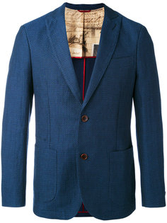 woven jacket Al Duca D'Aosta 1902