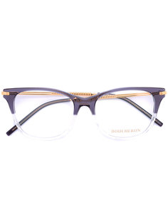 rectangle frame glasses Boucheron