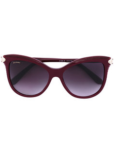 cat eye sunglasses Bulgari