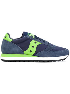 panel lace-up sneakers Saucony